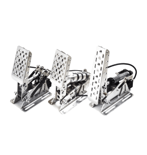 Meca CUP1 - 3 Sim Racing Pedals without baseplate
